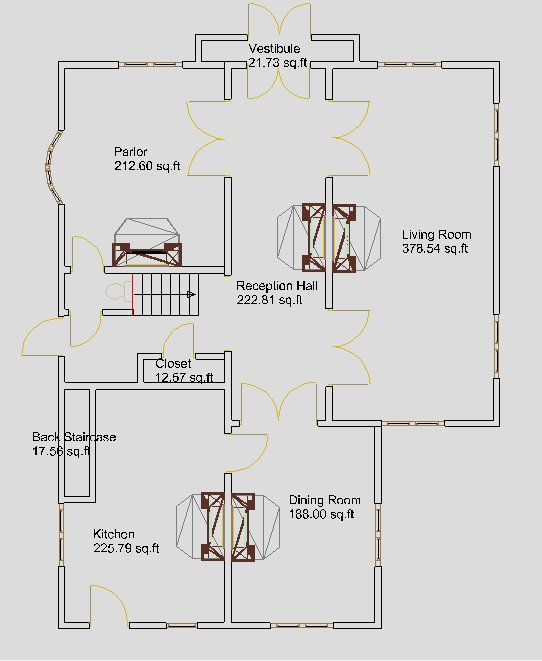 Clothing store floor plans over 5000 house plans for Retail store floor plan