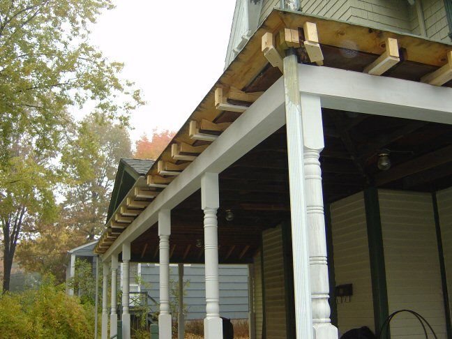 how to put fascia on a house