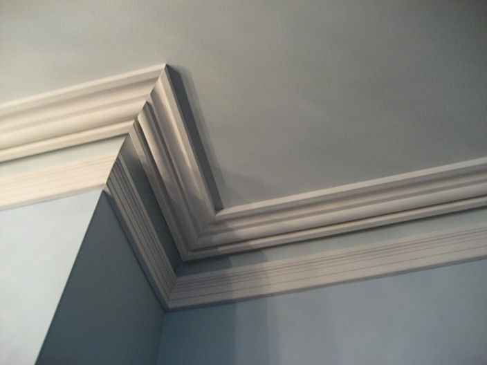 Ceiling Molding Design Ideas image of vaulted ceiling crown molding designs ideas The After Pictures Ceiling Moldings Top Of Page Saveemail Awesome Ideas For