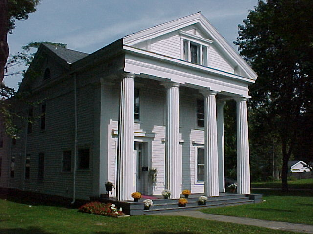 Greek Revival House Plans  Monster House Plans
